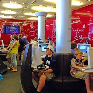 Интернет-кафе Москвы