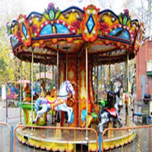 Парки культуры и отдыха Москвы