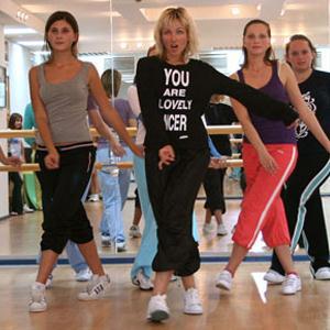 Школы танцев Москвы