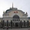 Железнодорожные вокзалы в Москве