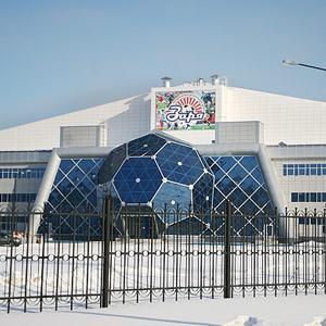 Спортивные комплексы Москвы