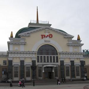 Железнодорожные вокзалы Москвы